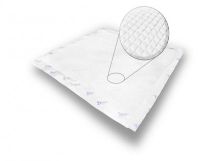 Пеленки гигиенические впитывающие одноразовые Skippy 60x60, 4x30 шт.