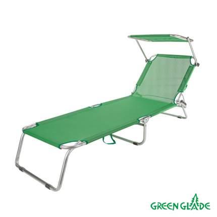 Кровать раскладушка алюминиеваяGreen GladeМ6184