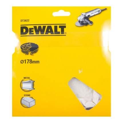 Полировальный колпак, шерстяной, 178мм DEWALT DT3622-QZ