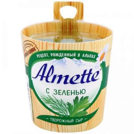 Крем-сыр альметте творожный бзмж зелень жир. 60-70 % 150 г хохланд руссланд россия