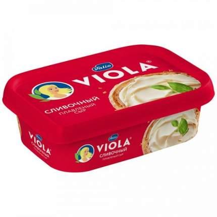 Сыр виола плавленый сливочный бзмж жир. 50 % 200 г пл/ванна валио россия