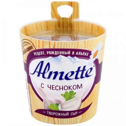Крем-сыр альметте творожный бзмж чеснок жир. 60-70 % 150 г хохланд руссланд