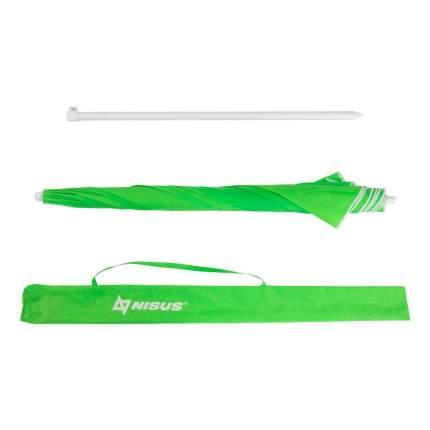 Зонт пляжный Nisus N-240 240 см