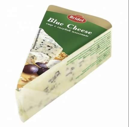 Сыр бридель блю чиз бзмж с голубой плесенью жир. 51 % 100 г ефремовский мк россия