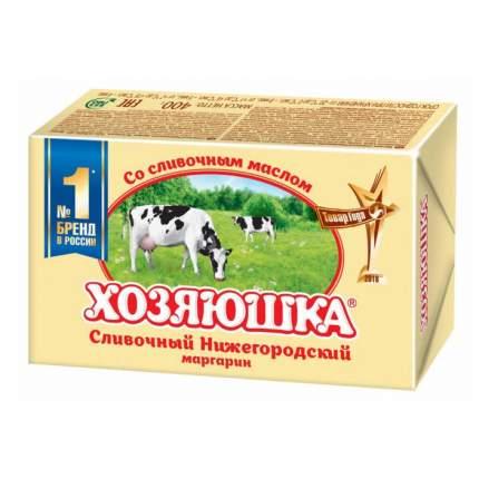 Маргарин хозяюшка сливочный нижегородский жир. 60 % 400 г фольга нмжк россия