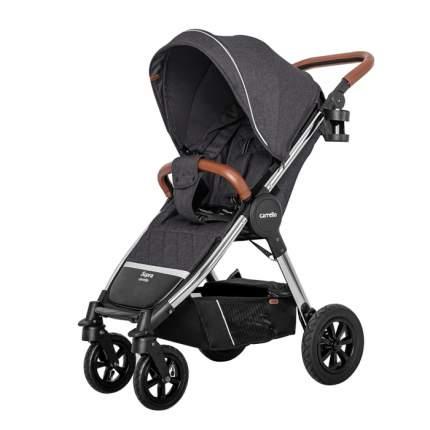 Прогулочная коляска Carrello Supra CRL-5510 Solid Grey (надувные колеса)