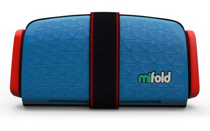 Бустер Mifold the Grab-and-Go Booster seat/Ocean Blue, синий