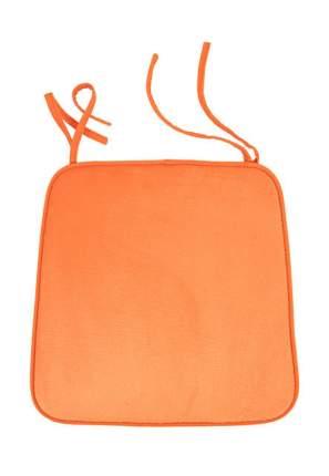 Подушка на стул 40x35x38 см, оранжевый DeНАСТИЯ 8545 P111150