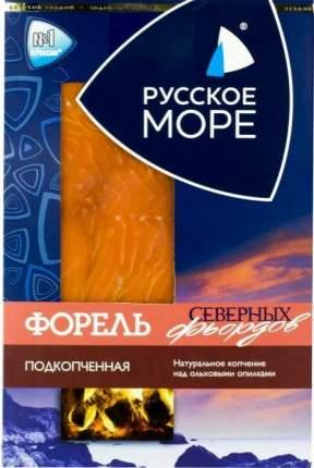 Форель Русское море подкопченная 120 г