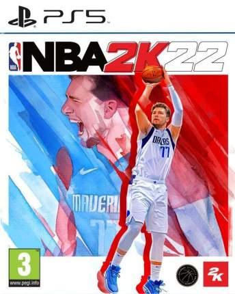 Игра NBA 2K22 для PlayStation 5