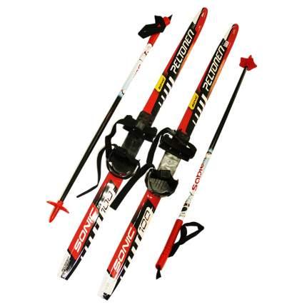 Лыжный комплект с комбинированным креплением 090 STC степ Peltonen sonic red