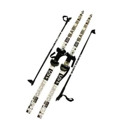 Лыжный комплект с комбинированным креплением 150 STC степ Cadet black/white