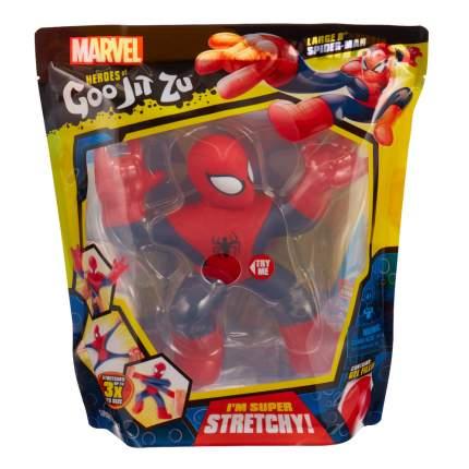 Тянущаяся большая фигурка GooJitZu Человек-Паук