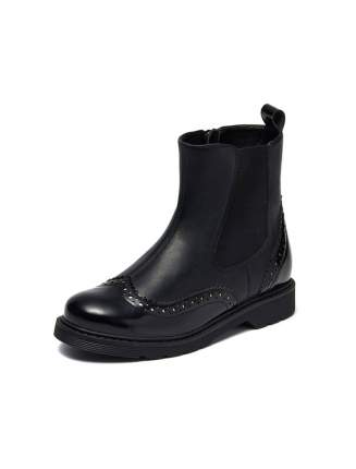 Ботинки детские Ralf Ringer, цв.черный р.32