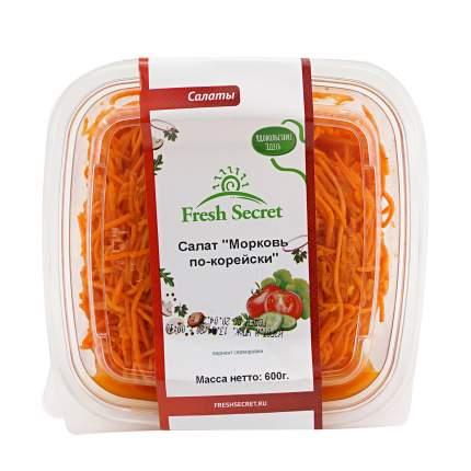 Салат Fresh Secret морковь по-корейски 1 кг