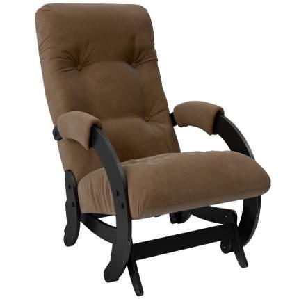 Кресло-глайдер Модель 68, венге, ткань Verona Brown