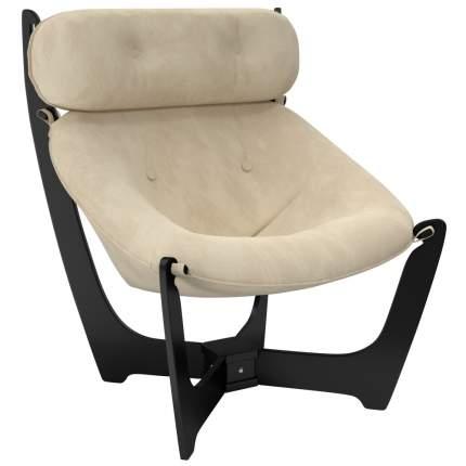 Кресло для отдыха Модель 11, венге, ткань Verona Vanilla