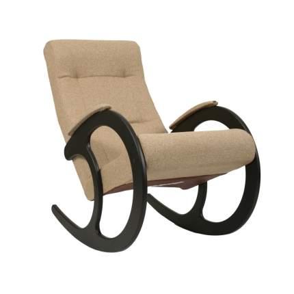 Кресло-качалка Модель 3, венге, ткань Malta 03 А