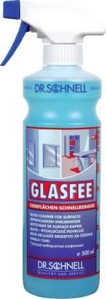 Средство Dr.Schnell Glasfee для стекол с распылителем 500 мл