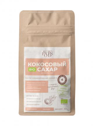Кокосовый сахар Wowfoods органический био 350 г
