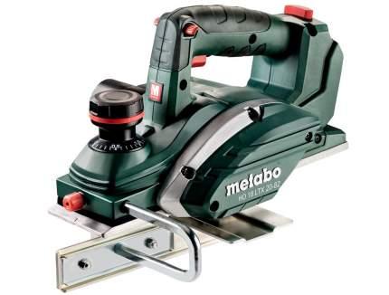 Аккумуляторный рубанок Metabo HO 18 LTX 20-82 602082890
