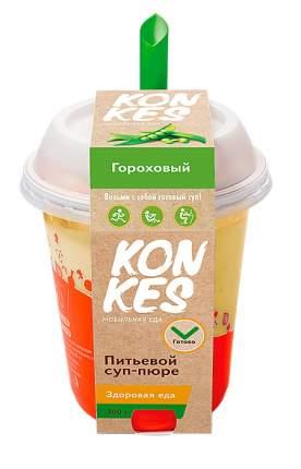 Суп-пюре KonKes гороховый питьевой 300 г