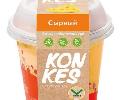 Крем-суп KonKes питьевой сырный 300 г