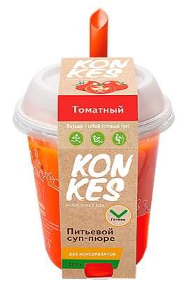 Суп-пюре KonKes томатный питьевой 300 г