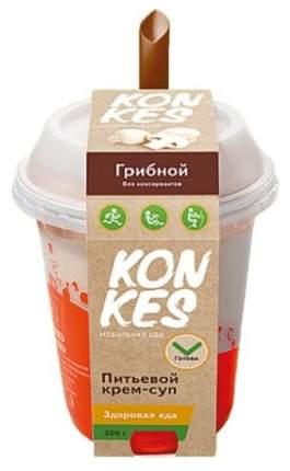 Суп-пюре KonKes грибной питьевой охлажденный