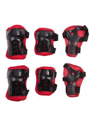 Комплект защиты SXRIDE JHT01 Panda Red, 5-15 лет
