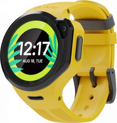 Детские умные часы Elari KidPhone 4GR (Yellow)