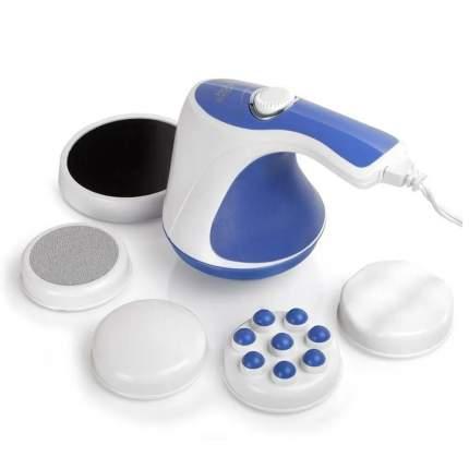 Электрический массажер для тела антицеллюлитный и оздоравливающий Relax & Spin Tone