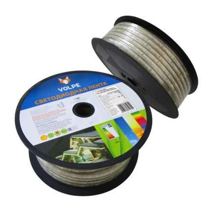 Светодиодная лента Volpe ULS-Q215 5050-30LED/m-14mm-IP67-220V-7,2W/m-50M-RGB ULS-Q215