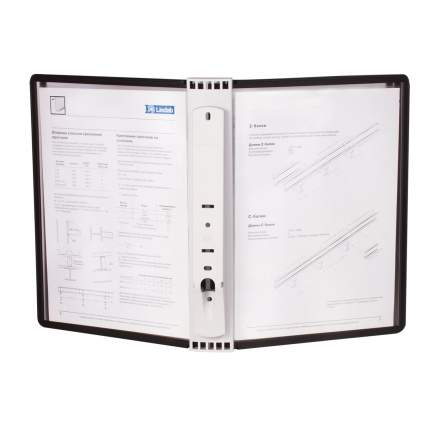 Дисплейная система Durable Sherpa настенная 5810-01