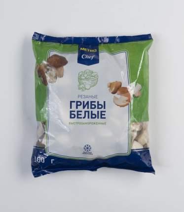 Белые грибы Metro Chef резаные замороженные 400 г