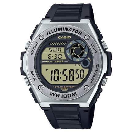 Спортивные наручные часы Casio MWD-100H-9AER