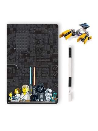 Канцелярский набор с конструктором LEGO Star Wars - Гоночный Под