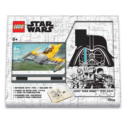 Канцелярский набор с конструктором LEGO Star Wars - Истребитель Набу
