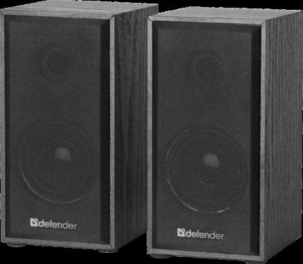 Колонки для компьютера DEFENDER SPK-240 Black 2x3 Вт, USB
