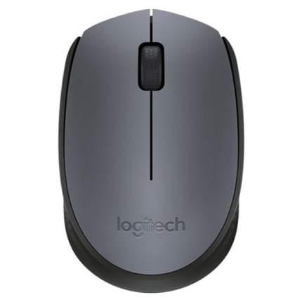 Беспроводная мышь Logitech M170 Black (910-004642)