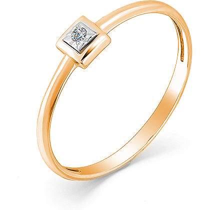 Кольцо женское Master Brilliant 1-107-366 р.15