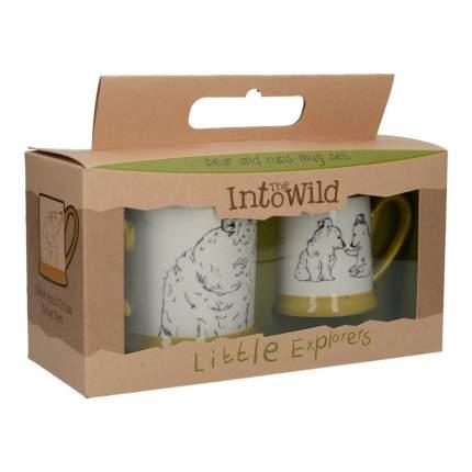 Детский набор кружек Kitchen Craft Bear Family 2 шт, в подарочной упаковке, 0,31л, 5226228