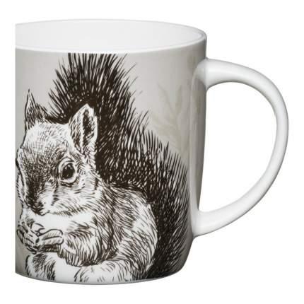 Кружка Kitchen Craft Squirrel, 0,42л, KCMBAR142