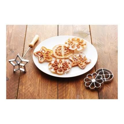 Набор для выпечки Kitchen Craft Swedish Rosette с тремя сменными насадками, KCHMROSETTE