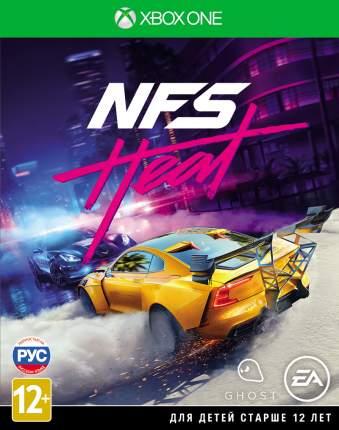 Игра Need For Speed: Heat (Нет пленки на коробке) для Xbox One