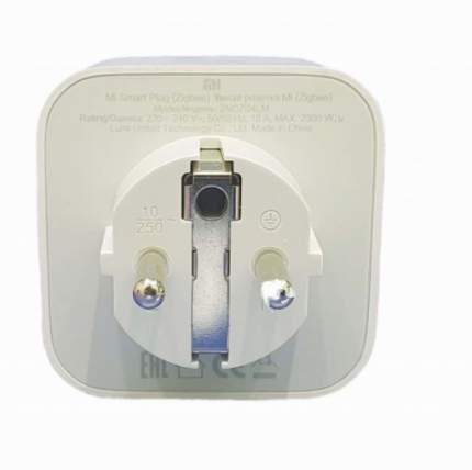 Умная розетка Mi Smart Plug Zigbee (ZNCZ04LM)