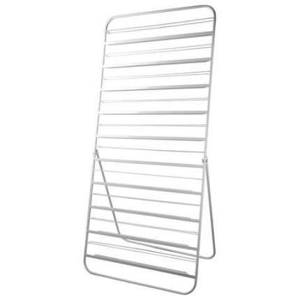 Стенд напольный для рекламных материалов (2000х500х900 мм), белый, 10П, 452