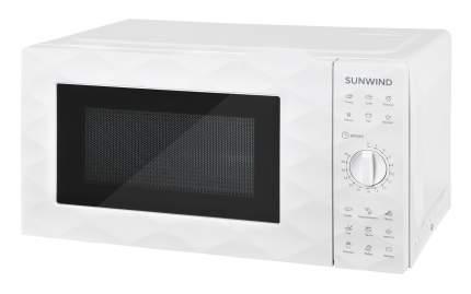 Микроволновая печь Sunwind SUN-MW001 White