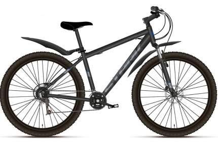 "Велосипед Stark Tank 27.1 D Steel 2021 18"" черный/серый"