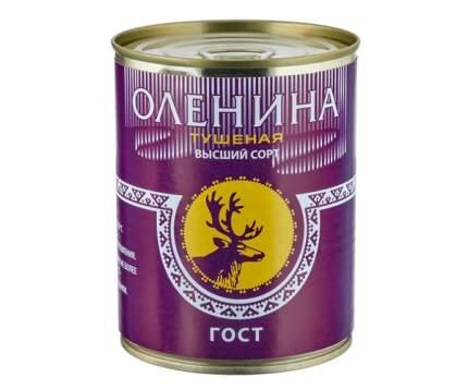 Оленина тушеная, МПК Норильский, 388 гр